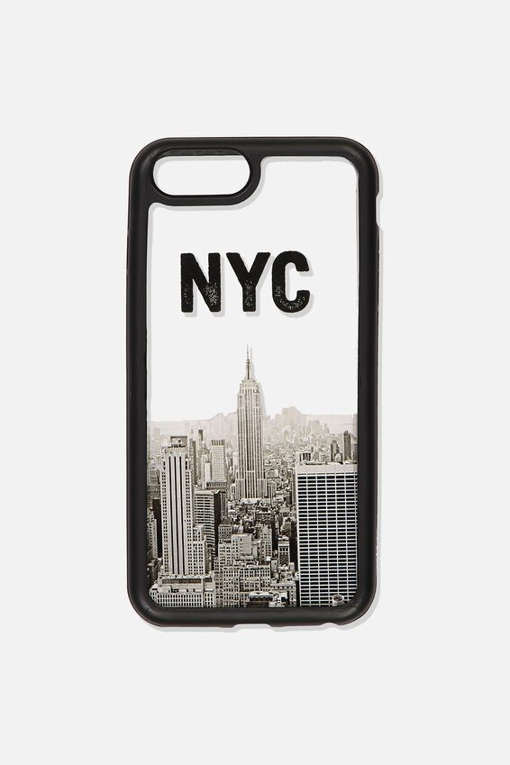 The Superior Phone Cover 6,7,8 Plus, NEW YORK CITY