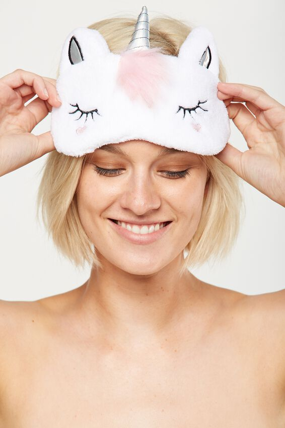 Premium Sleep Eye Mask, UNICORN