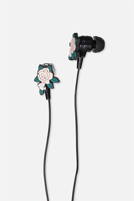 Novelty Earphones, ROSE