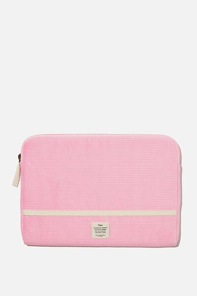 Take Me Away 11 Inch Laptop Case Cd, PLASTIC PINK