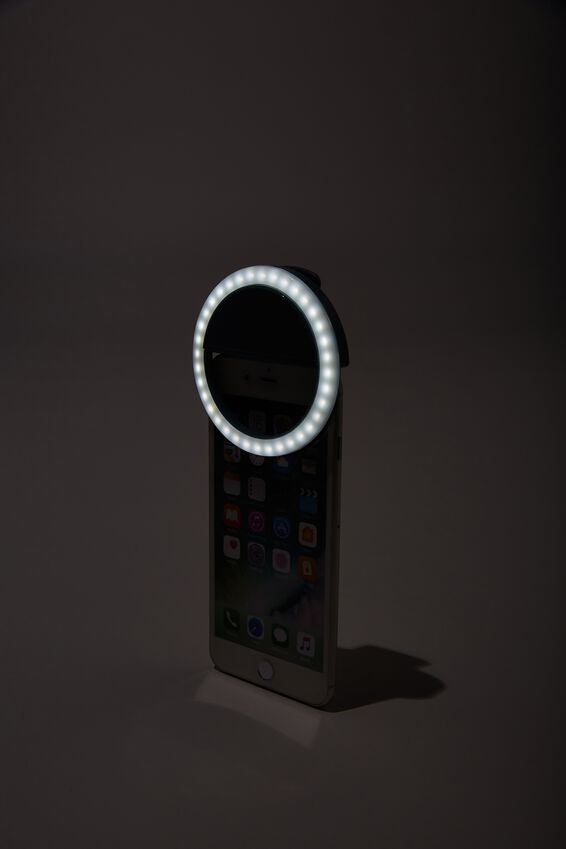 Selfie Phone Ring Light, PALE LILAC