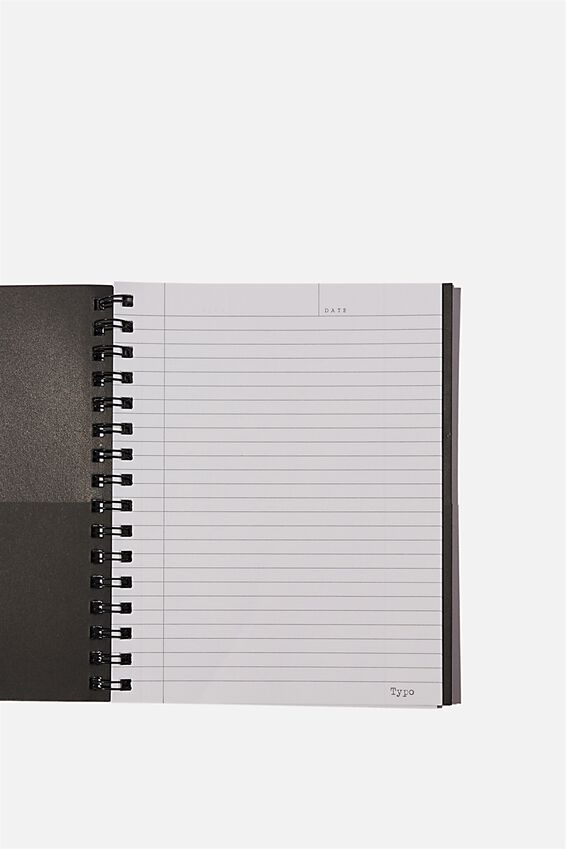A5 Campus Notebook Recycled, GOOD HUMAN