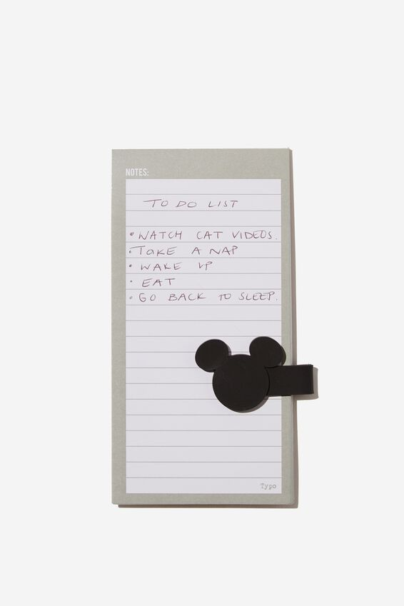 Novelty Cable Tidy, LCN DIS MICKEY HEAD
