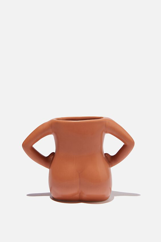 Novelty Shaped Mug, HOURGLASS BODY