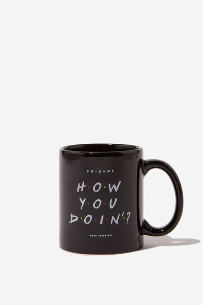 Anytime Mug, LCN FRIENDS WB JOEY QUOTE