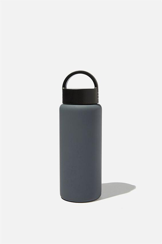 Mini Gotta Go Metal Drink Bottle, WELSH SLATE