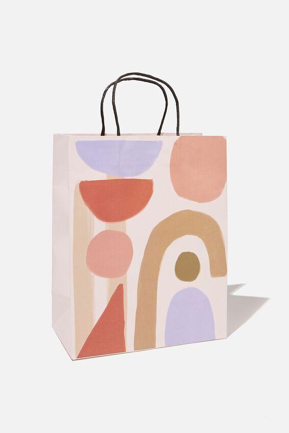 Get Stuffed Gift Bag - Medium, ABSTRACT ARTIST ARCHES