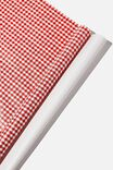 RED GINGHAM SMALL