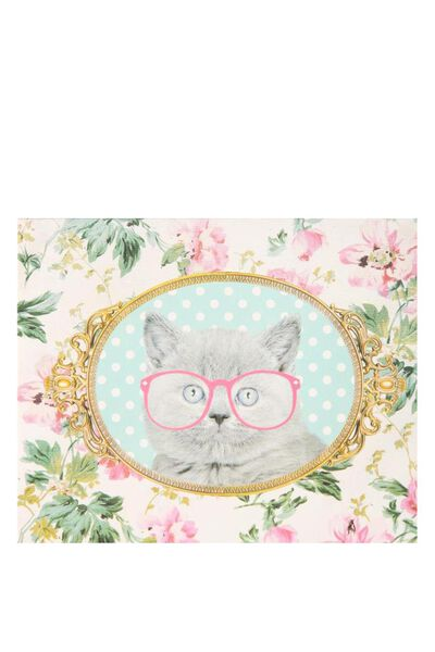 Animalistic Birthday Card, BL-KITTY