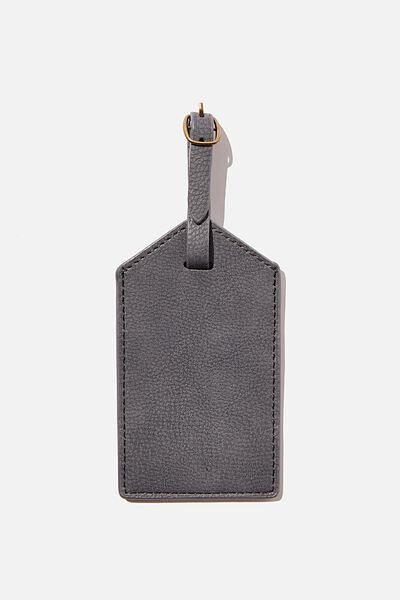 Bag Tag, WELSH SLATE