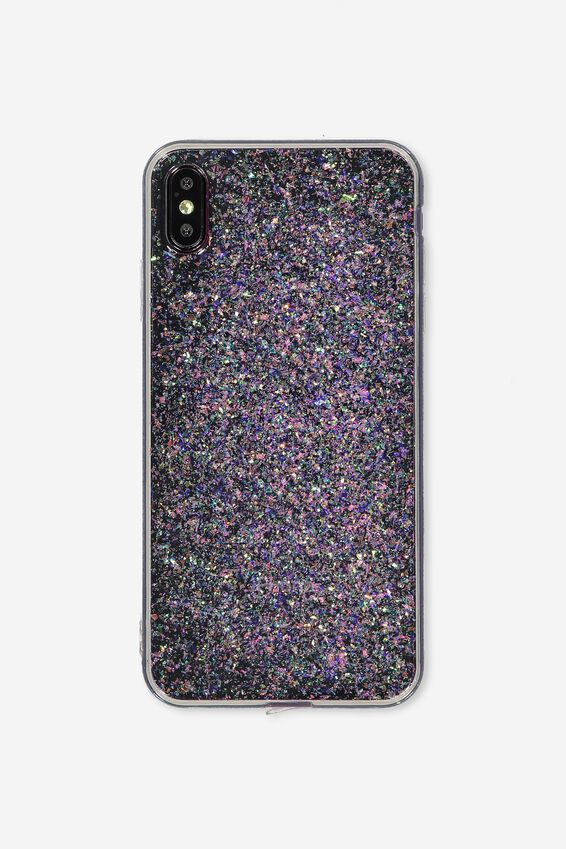 Printed Phone Case Iphone Xs Max, PINK FOILING