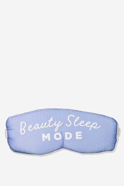 Total Block Out Eyemask, BEAUTY SLEEP MODE