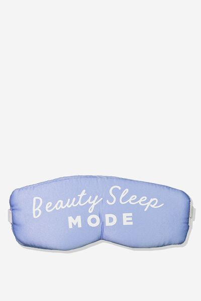 Total Block Out Eyemask, BEAUTY SLEEP MODE