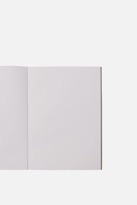 A5 Sketch Mate Book, DONUT ANGELLIC