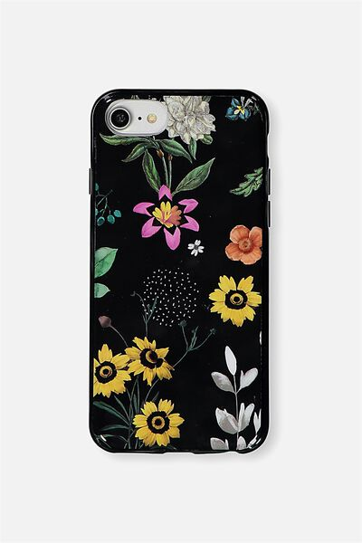 Printed Phone Cover Universal 6,7,8, BRIGHT FLORAL