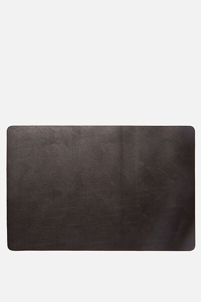 A2 Jumbo Mouse Pad, BLACK PEBBLE