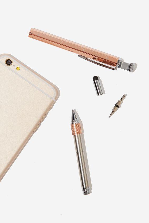 Gadget Pen, ROSE GOLD