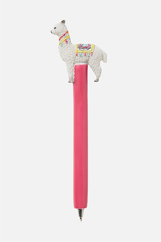 Novelty Pen, PACO THE LLAMA