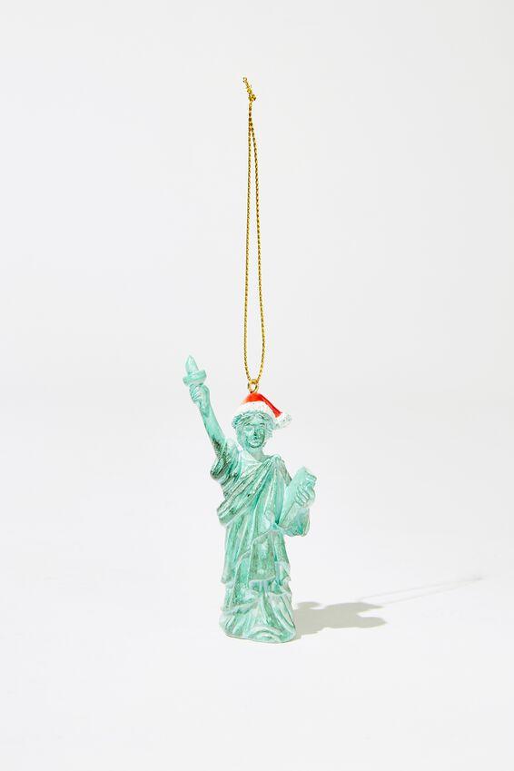 Christmas Ornament, STATUE OF LIBERTY