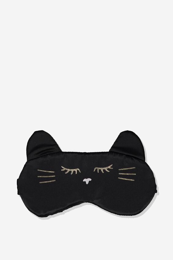 Premium Sleep Eye Mask, CAT NAP