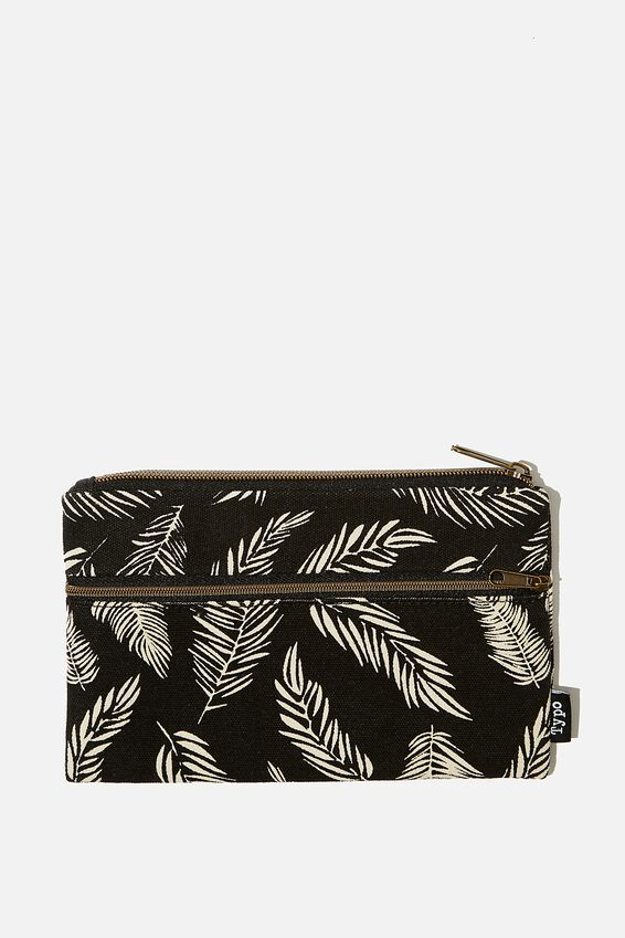 Archer Pencil Case, FERNERY