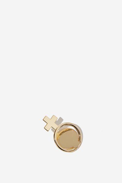 Metal Phone Ring, FEMALE