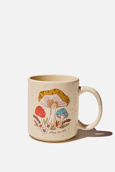 Daily Mug, HIGH ON LIFE