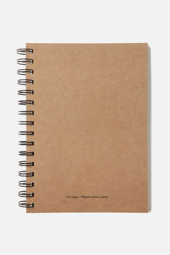 Visual Diary A5, CRAFT