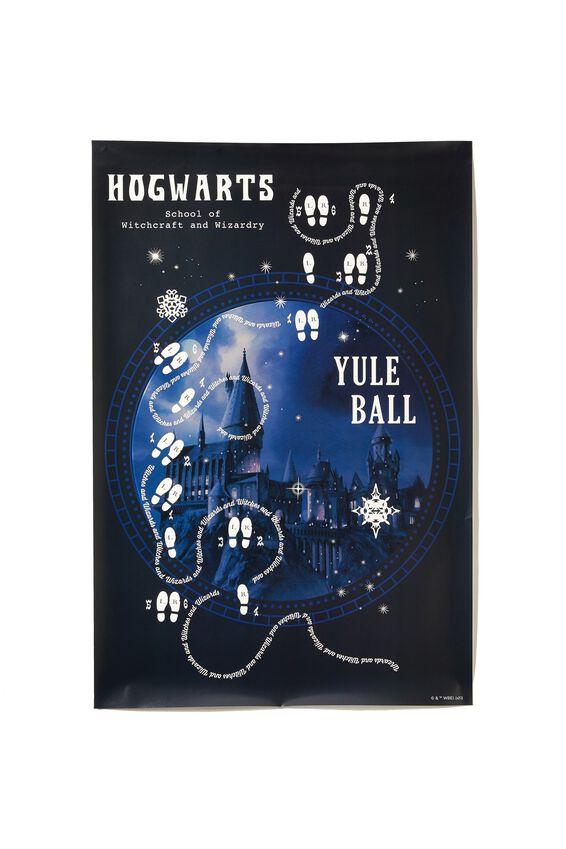Harry Potter Poster, LCN WB HP YULE BALL