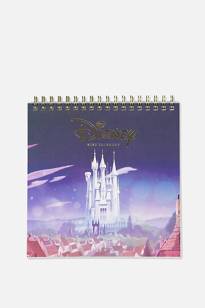 2020 Get A Date Flip Desk Calendar, LCN DIS DISNEY