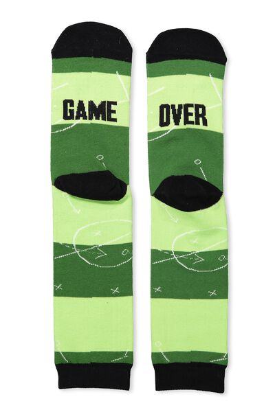 Mens Novelty Socks, GAMER