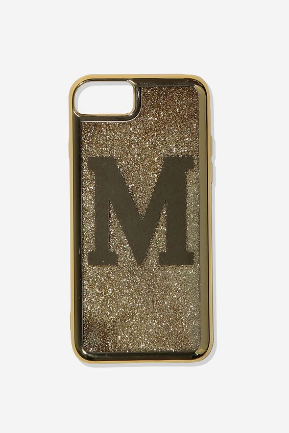 Shake It Phone Case Universal 6,7,8, GOLD M