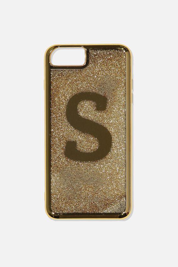 Shake It Phone Case 6, 7, 8 Plus, GOLD S