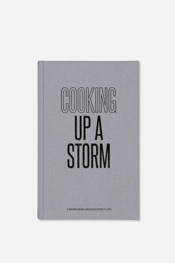 A5 Recipe Activity Book, COOKING UP A STORM