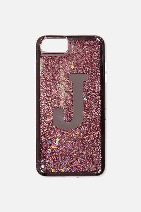 Shake It Phone Case 6, 7, 8 Plus, ROSE GOLD J