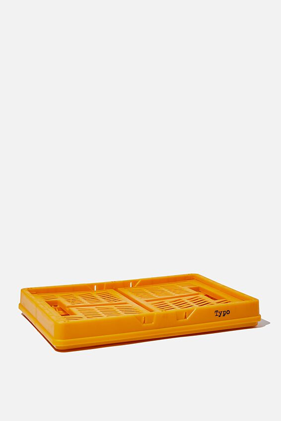 Midi Foldable Storage Crate, TUMERIC