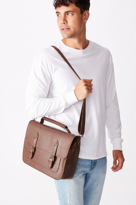 Milton Satchel, RICH TAN
