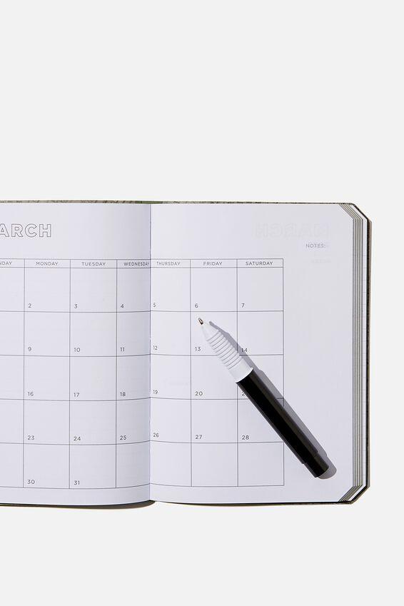 2019 20 Softie Diary, NAVY