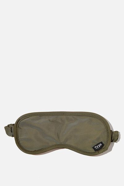 Time Out Eye Mask Rn, KHAKI