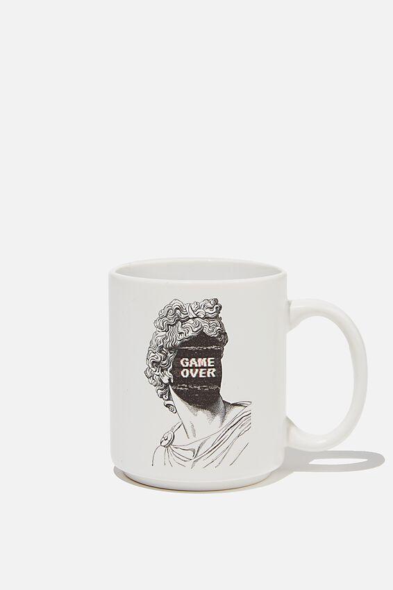 Daily Mug, GAME OVER