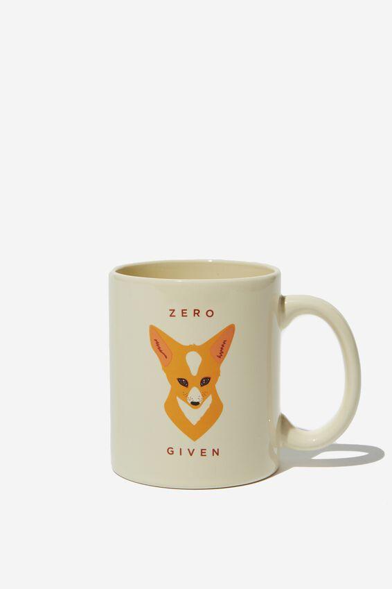 Anytime Mug, DESERT FOX