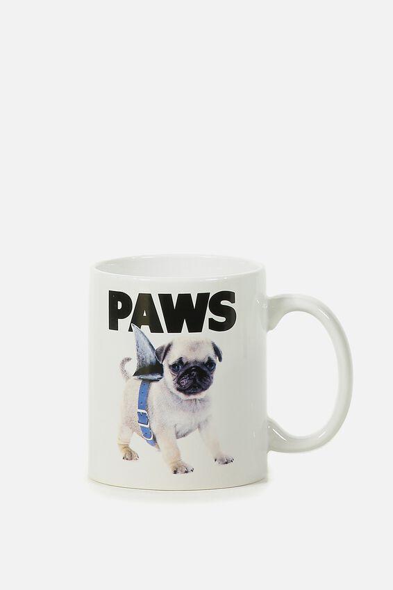 Anytime Mug, PAWS