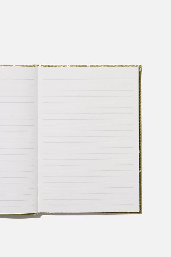 A5 Oxford Notebook, MICRO DAISY TUSSOCK