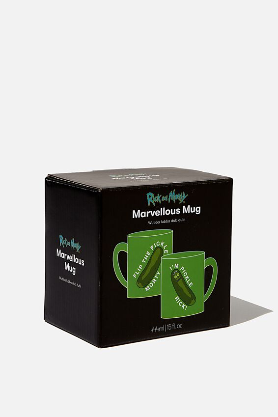 Rick & Morty The Marvellous Mug, LCN CNW RM PICKLE RICK