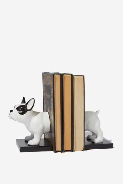 Novelty Bookends, FRENCHIE