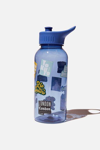 Drink It Up Bottle, AROUND THE WORLD