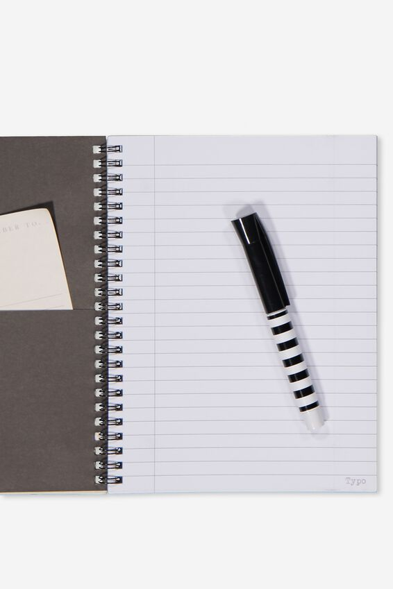 A5 Spinout Notebook - 120 Pages, SUAVE F**CKER!!