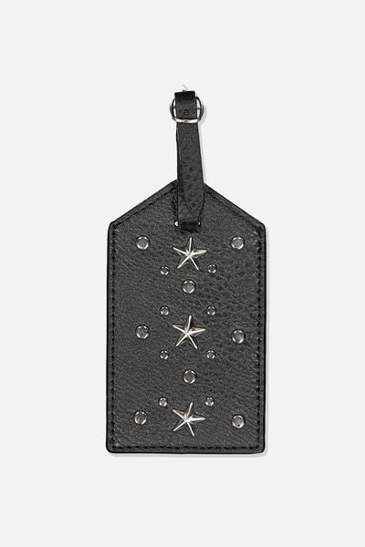 Luggage Tag, MULTI STUD