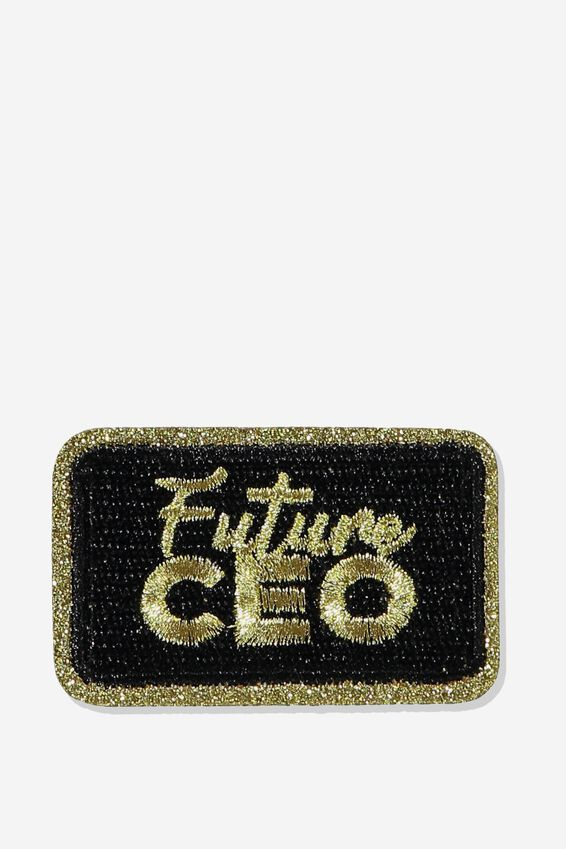Fabric Badge, CEO