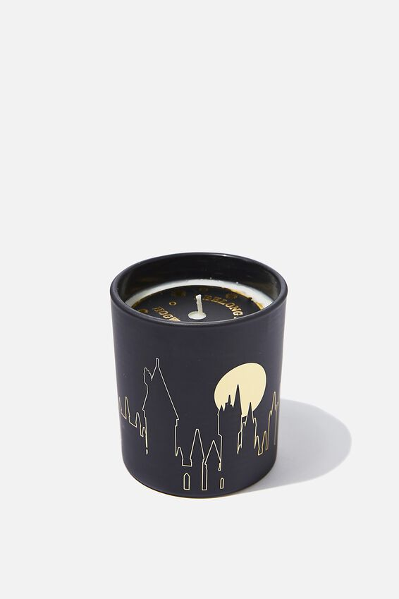 Harry Potter Reveal Candle, LCN WB HPO SLYTHERIN BLACK